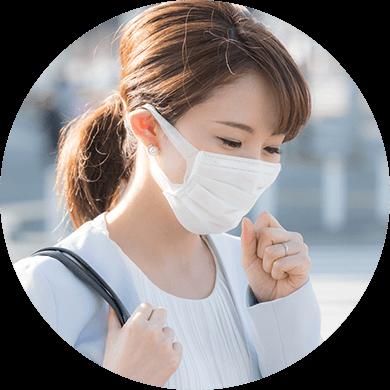 発熱や感冒症状がみられる方へ